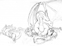 Dragoons, Etape 1