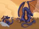 Dragoons, Etape 3